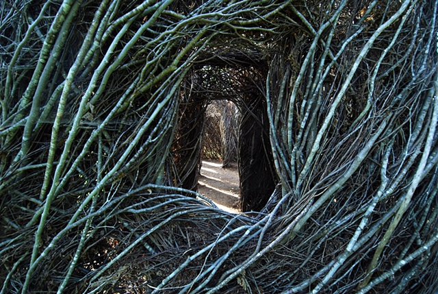 Patrick Doughtery 'The Rambles'