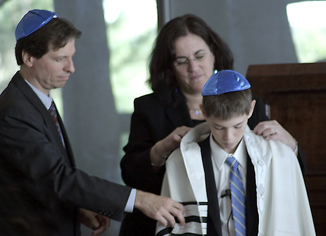 Alex - Bar Mitzvah