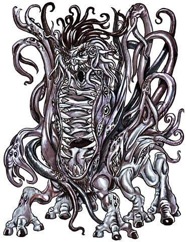 Number 31: The Dunwich Horror
