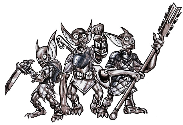Goblins-Group One