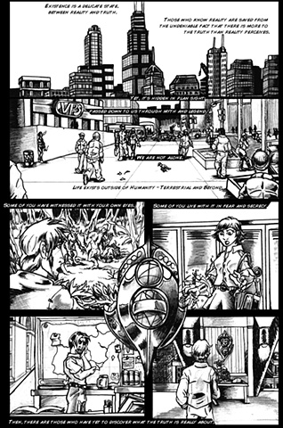 Loman:Reloaded: Page One
