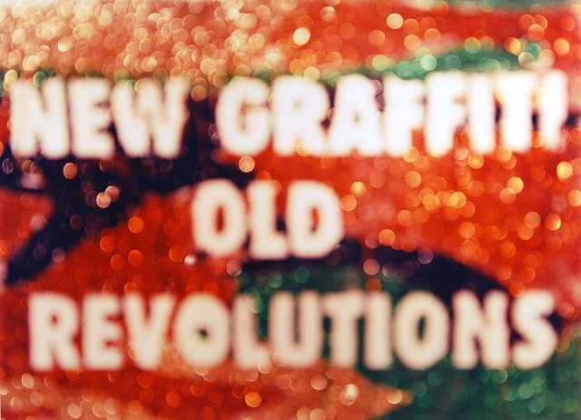 New Graffiti Old Revolutions