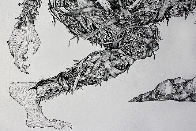 Ritual Growth (Detail)