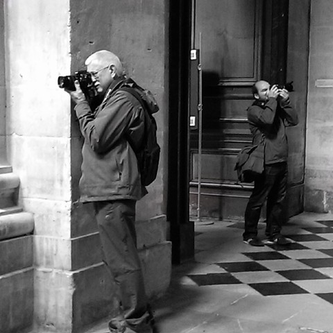Paris Photo Workshop 2014 with Gina White