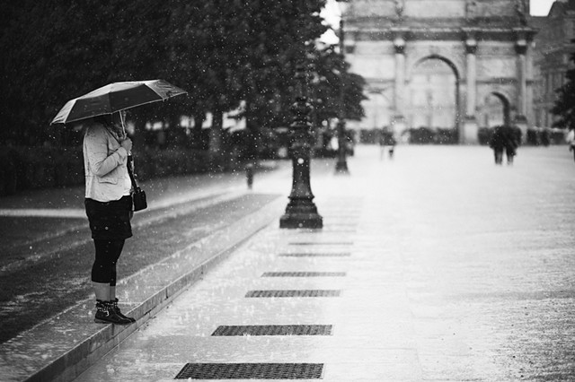 Photo by Cathie Toshach - Paris Photo Workshop 2014 with Gina White