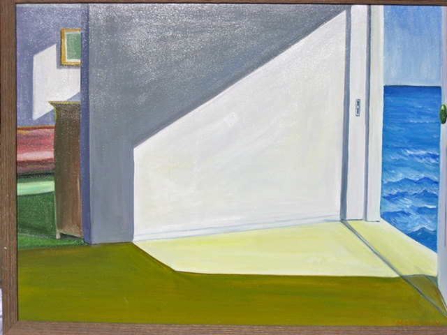 Hopper Reproduction(SOLD)