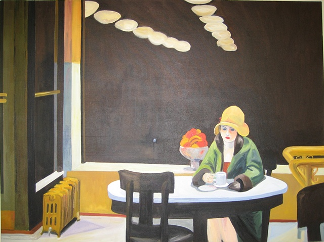 Hopper Reproduction #2