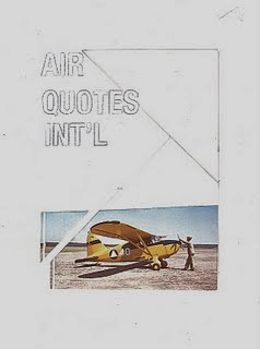 Air Quotes Study #2