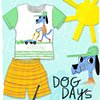 Dog Days- Children's Apparel Mock-Up