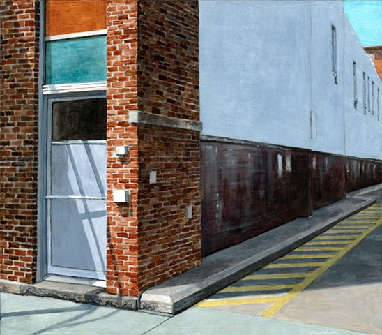 John Martinek Iowa City Painting