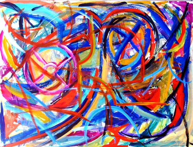 La Bicicleta Abstracta