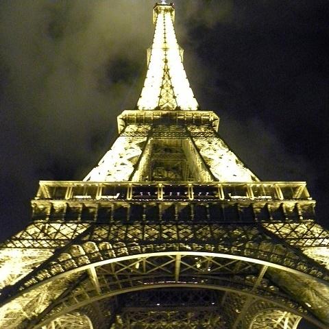 Eiffel Tower- Parc du Champ de Mars, France