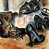 Bodegon de Zapatos