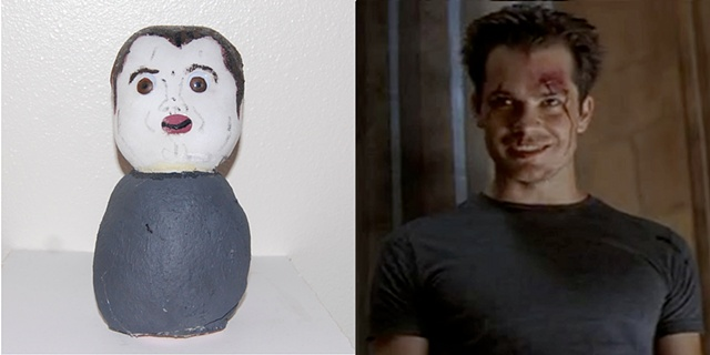 Timothy Olyphant as Mickey- Scream 2- 1997