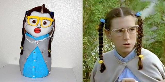 "Heidi Burbela as Hooper Picalarro - ""The Ghastly Grinner"" Are You Afraid of the Dark - 1994"