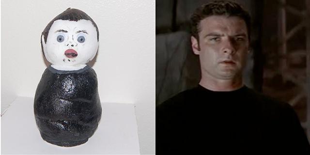 Liev Schreiber as Cotton Weary- Scream 2- 1997