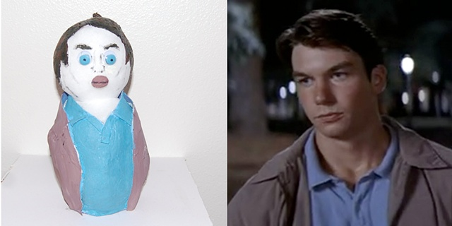 Jerry O'Connell as Derek- Scream 2- 1997