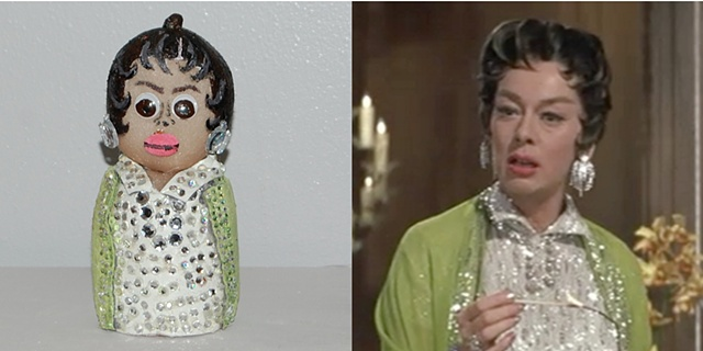 Rosalind Russell- Auntie Mame-1958