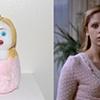 Sarah Michelle Gellar as Cici- Scream 2- 1997