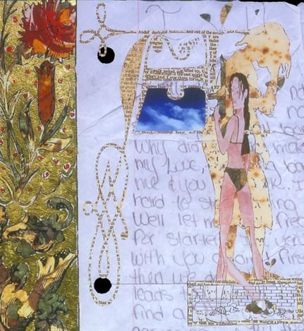 Illuminations: Love Letter, recto