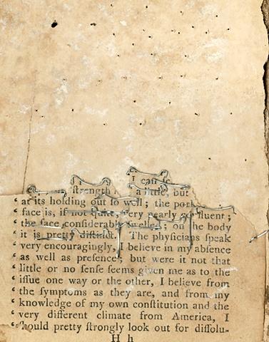 Book of Gospel (1800's), Staples