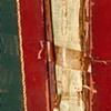 The Bulletin- Property Log vol.8 (1886), Adhesive damage