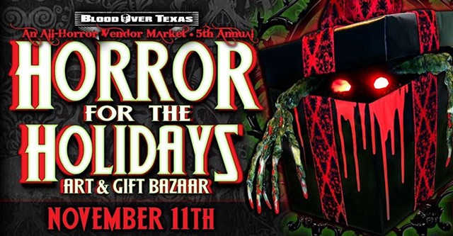 5th Annual HORROR FOR THE HOLIDAYS