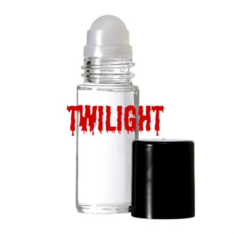 TWILIGHT Purr-fume oil by KITTY KORVETTE