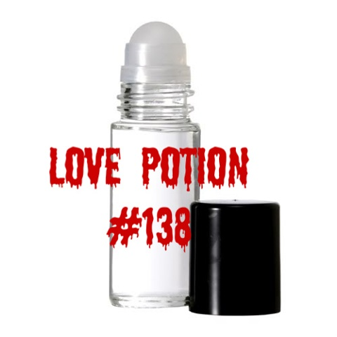 LOVE POTION #138 Purr-fume oil by KITTY KORVETTE