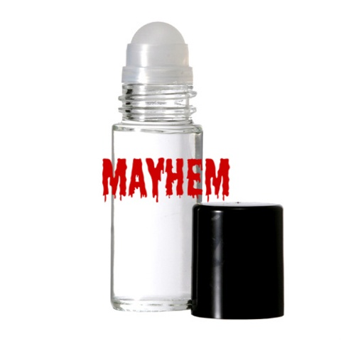 MAYHEM Purr-fume oil by KITTY KORVETTE