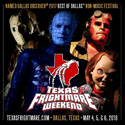 2018 Texas Frightmare Weekend