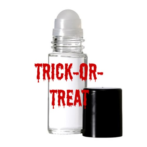 TRICK-OR-TREAT Purr-fume oil by KITTY KORVETTE