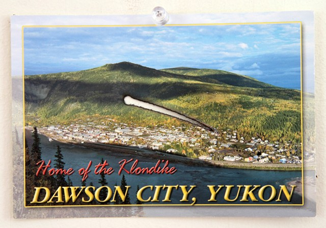 Yukon Sun Burn, Postcards