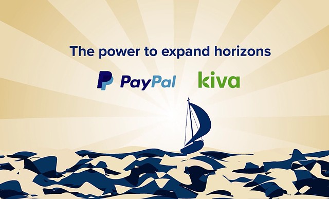 Kiva-Paypal - The Big Power of Small Loans in partnership with GOOD Magazine