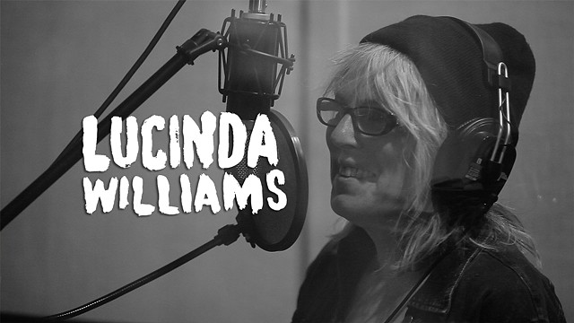 Lucinda Williams - West Memphis