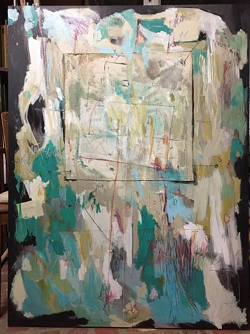 Abstract Art by Katherine Bell McClure