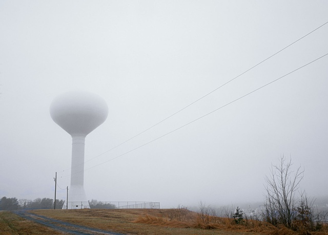 Watertower Route 29, Virginia