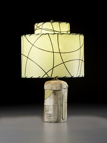 Little Chartreuse Lamp