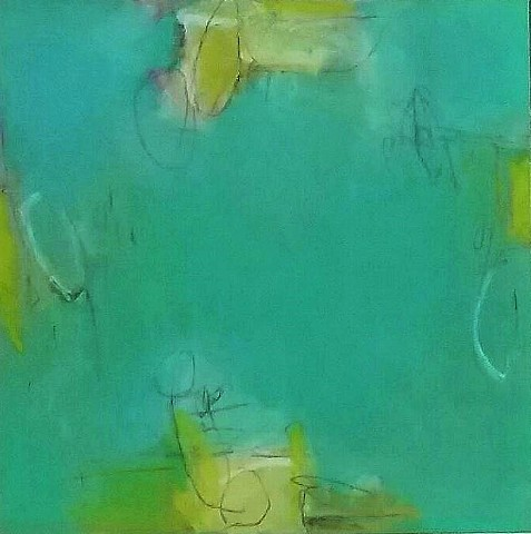 abstract, oil, gestural