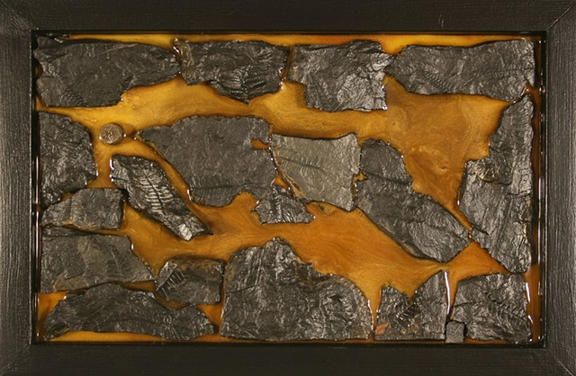 Mixed media, mixed media sculpture, mixed media hanging wall relief, relief sculpture, Northeastern Pennsylvania art, sculpture, Denis A. Yanashot sculptor artist, coal relief, coal sculpture, sculptor Denis A. Yanashot