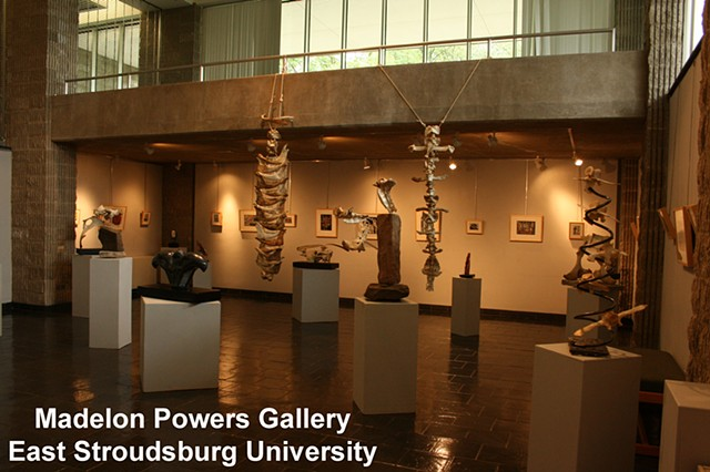 Madelon Powers Gallery