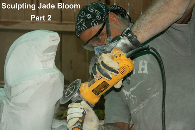 The Sculpting of Jade Bloom: Part II