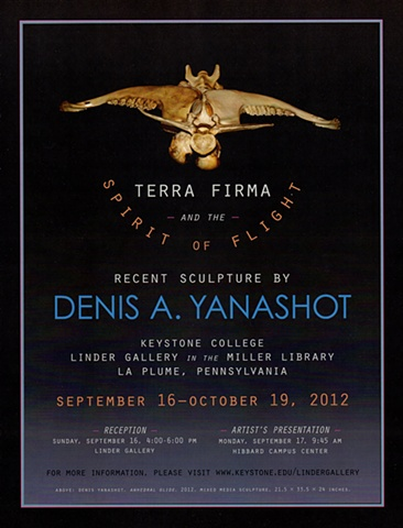 "Invitation to ""Terra Firma & The Spirit Of Flight"""
