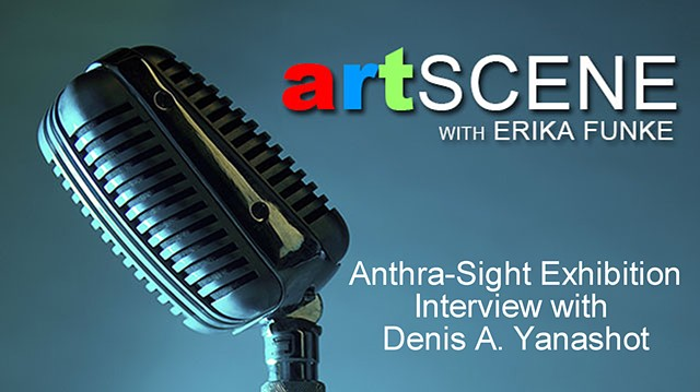Anthra-Sight WVIA Artscene Radio Interview