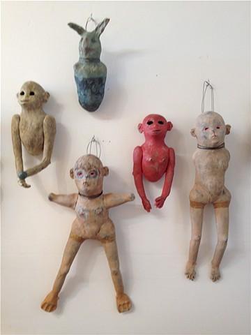 ceramic figure clay