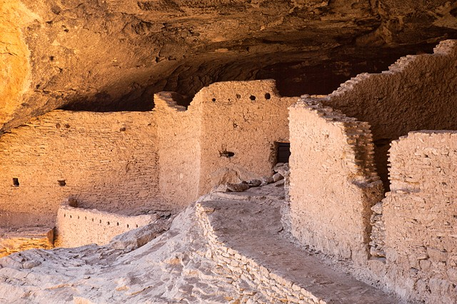 Gila Mountain Cliff Dwelling ~ New Mexico