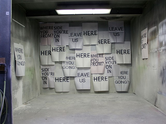 Where Do We Go From Here  Installation