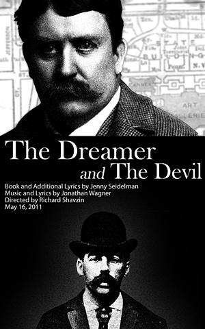 """The Devil and the Dreamer"" program cover"