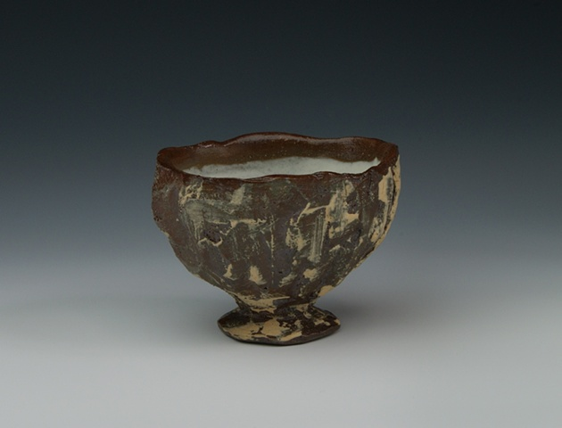 Small Pedestal Bowl