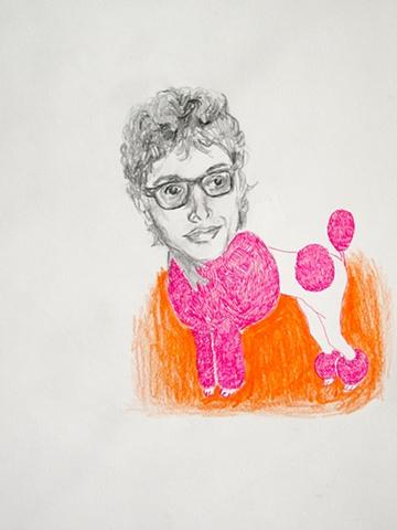 Goldblum Poodle